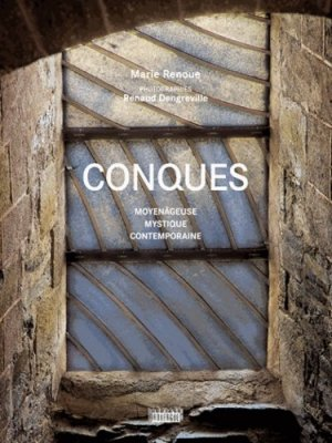 Conques - rouergue editions - 9782812606960 -