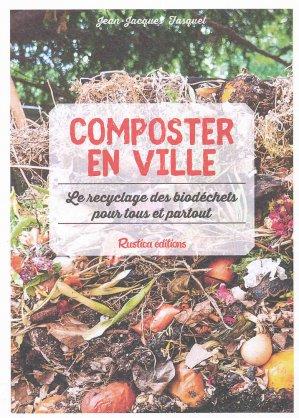 Composter en ville - rustica - 9782815311137 -
