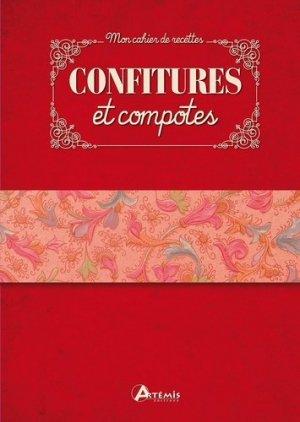 Confitures et compotes - artemis - 9782816007039 -