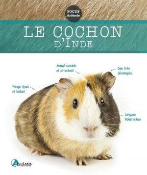 Cochon d inde - artemis - 9782816011777 -