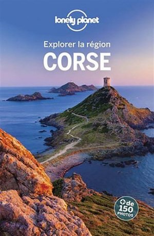 Corse - Lonely Planet - 9782816177213
