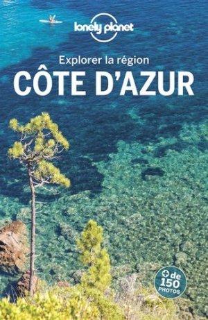Côte d'Azur - Lonely Planet - 9782816177237 -