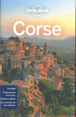 Corse - lonely planet - 9782816177527 -