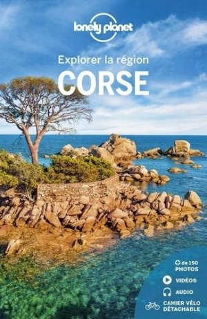 Corse - Lonely Planet - 9782816193688 -