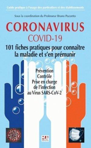 Coronavirus. Prévention, contrôle, prise en charge - Micro Application Editions - 9782822406369 -
