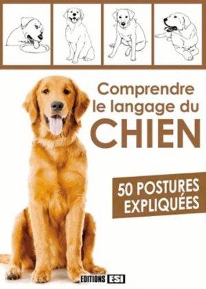 Comprendre le langage du chien - esi - 9782822601955 -