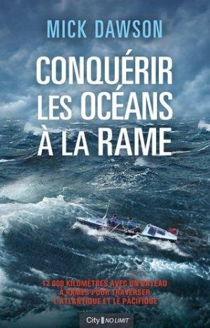 Conquérir les océans à la rame - city - 9782824611235 -