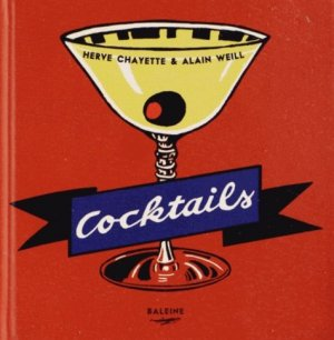 Cocktails - La Baleine - 9782842195199 -