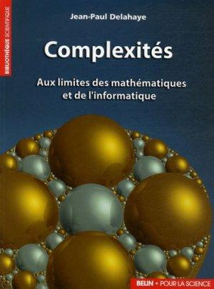 Complexités - Pour la science - 9782842450823 -