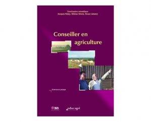 Conseiller en agriculture - educagri / inra - 9782844444462 -