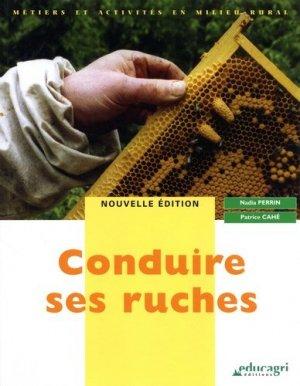 Conduire ses ruches - educagri - 9782844447470 -