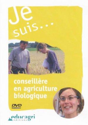 Conseillère en agriculture biologique - educagri - 9782844448606 -