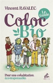 Coloc bio : le guide - mamaéditions - 9782845941939