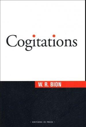 Cogitations - in press - 9782848350790 -