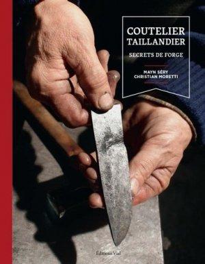 Coutelier taillandier - vial - 9782851012241 -