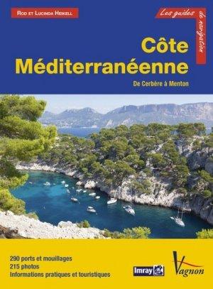 Côte Méditerranéenne - vagnon - 9782857259756 -