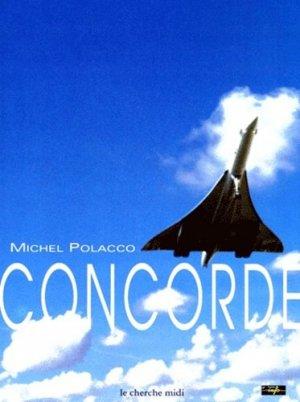 Concorde - le cherche midi - 9782862749587 -