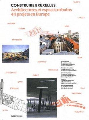 Construire Bruxelles - parentheses - 9782863642610 -