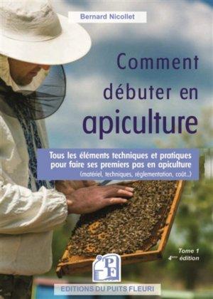Comment débuter en apiculture - puits fleuri - 9782867396588 -