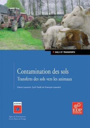 Contamination des sols - EDP Sciences - 9782868837943 -