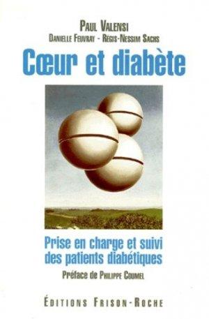 Coeur et diabète - frison roche - 9782876713314 -