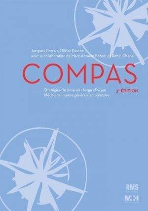 Compas - médecine et hygiène - 9782880494469 -