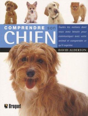 Comprendre son chien - broquet (canada) - 9782890008793 -