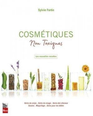 Cosmétiques non toxiques - la presse - 9782897055745 -