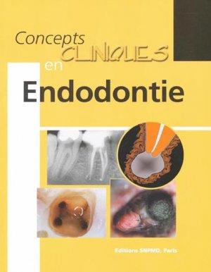 Concepts cliniques en Endodontie - snpmd - 9782903482220