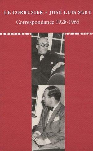 Correspondance 1928-1965 - du linteau  - 9782910342586 -