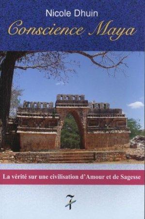 Conscience maya - Editions du 7 - 9782911876097 -