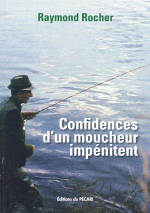 Confidences d'un moucheur impénitent - du pecari - 9782912848819 -