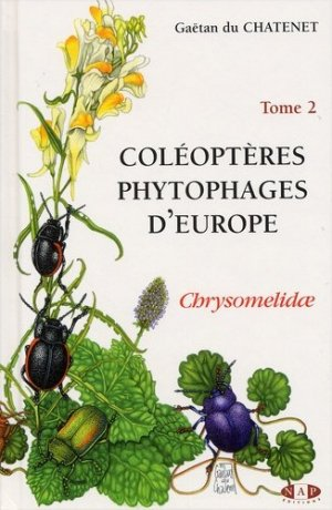 Coléoptères phytophages d'Europe Tome 2 - nap - 9782913688049