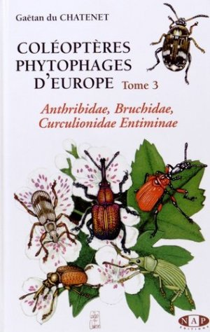 Coléoptères phytophages d'Europe, Tome 3 - nap - 9782913688193 -