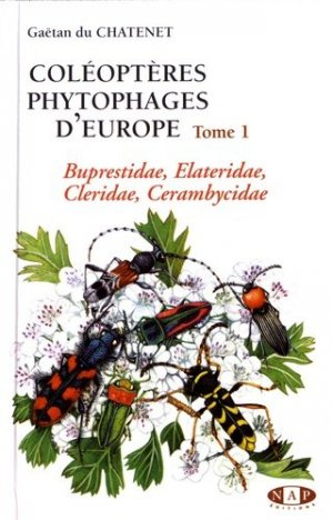 Coléoptères phytophages d'Europe Tome 1 - nap - 9782913688278 - https://fr.calameo.com/read/005884018512581343cc0