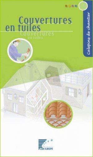 Couvertures en tuiles - sebtp - 9782915162301 -