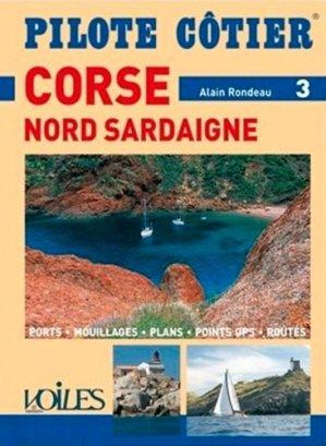Corse - Nord Sardaigne - Voiles et Voiliers - 9782916083742 -