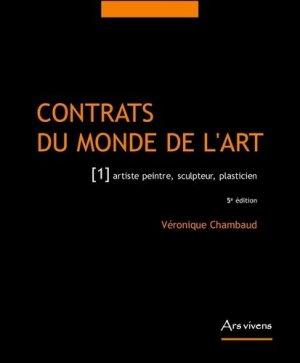 Contrats du monde de l'art - Ars vivens - 9782916613567 -