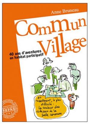 Commun village - repas - 9782919272105 -