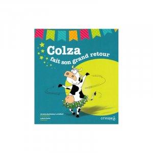 Colza fait son grand retour - cit'inspir - 9782919675524 -