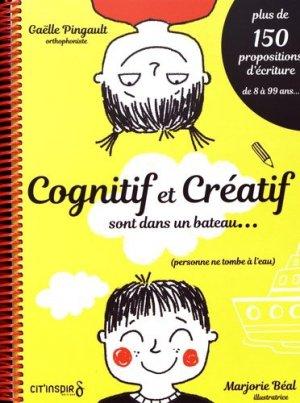 Cognitif et créatif - cit'inspir - 9782919675630 -