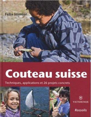 Couteau suisse - rossolis - 9782940365593 -