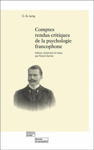 Comptes rendus critiques de la psychologie francophone - Editions BHMS - 9782940527106 -