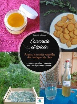 Consoude & épicéa - Rossolis - 9782940585366 -