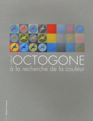 Collectif Octogone à la recherche de la couleur - Editions In extenso - 9782952346283 -