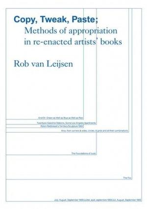 Copy, Tweak, Paste - Editions Clinamen - 9782970110385 -