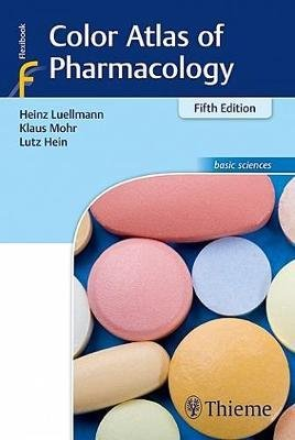 Color Atlas of Pharmacology - thieme - 9783132410657 -