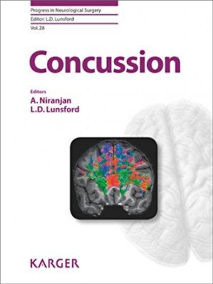 Concussion - karger - 9783318026481 -