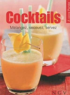 Cocktails - NGV - 9783625010678 -