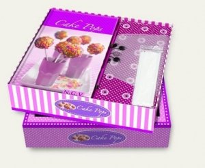 Coffret cake pops - NGV - 9783625136538 -